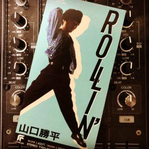 山口勝平/Rollin'
