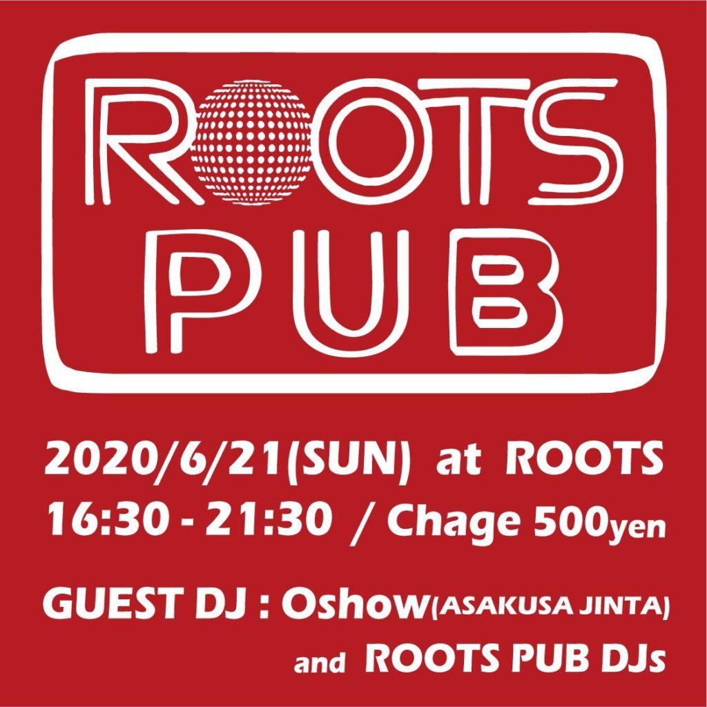 roots pub 渋谷toots